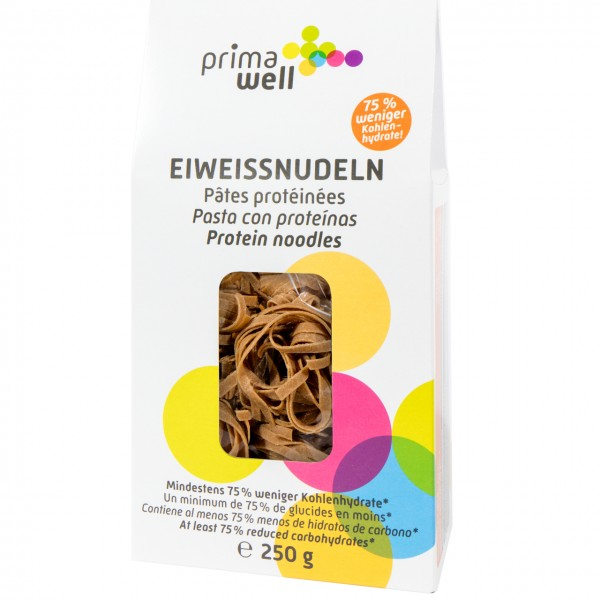 Primawell Eiweissnudeln 250g