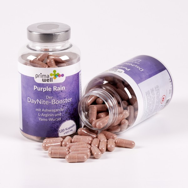 Primawell Purple Rain Kapseln 120 Stck.