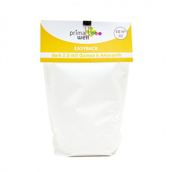 Primawell Easy Back Dark 2.0 Quinoa & Amaranth EB n°01, 1000g