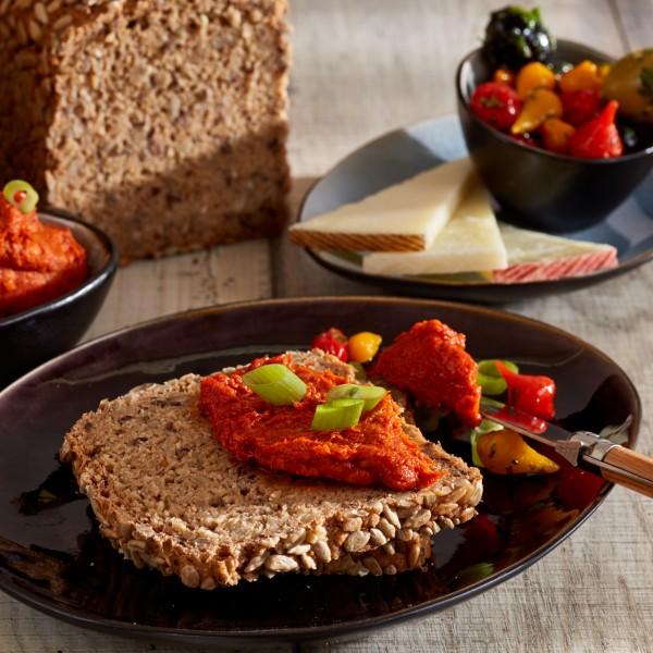 Primawell glutenfreies Hafer Brot GF n°01, 500g